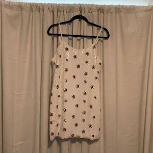 Make A Wish Star Shift Dress